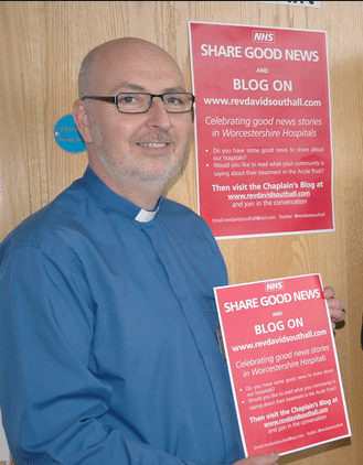 Rev'd David Southall's Good News Blog