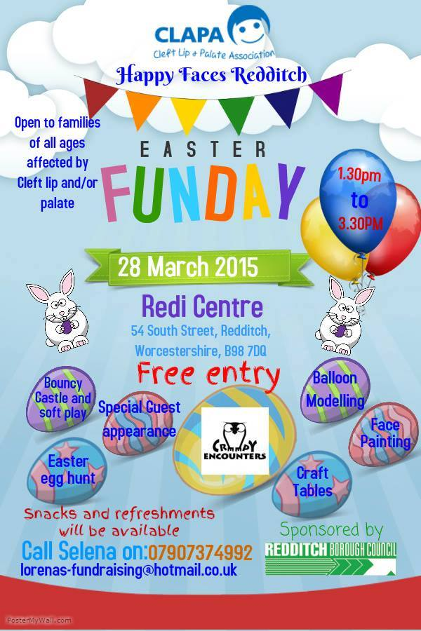 Easter Funday – Raising Funds For CLAPA