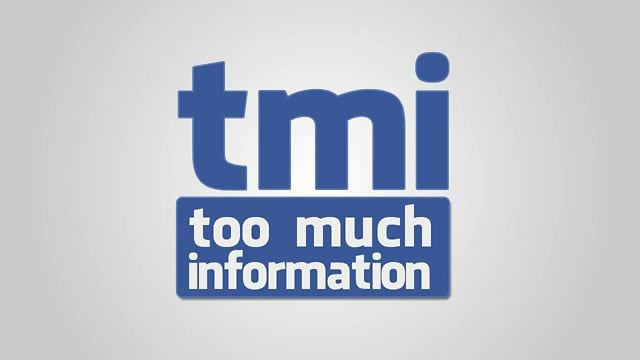 How Much Information Sharing Is Too Much?