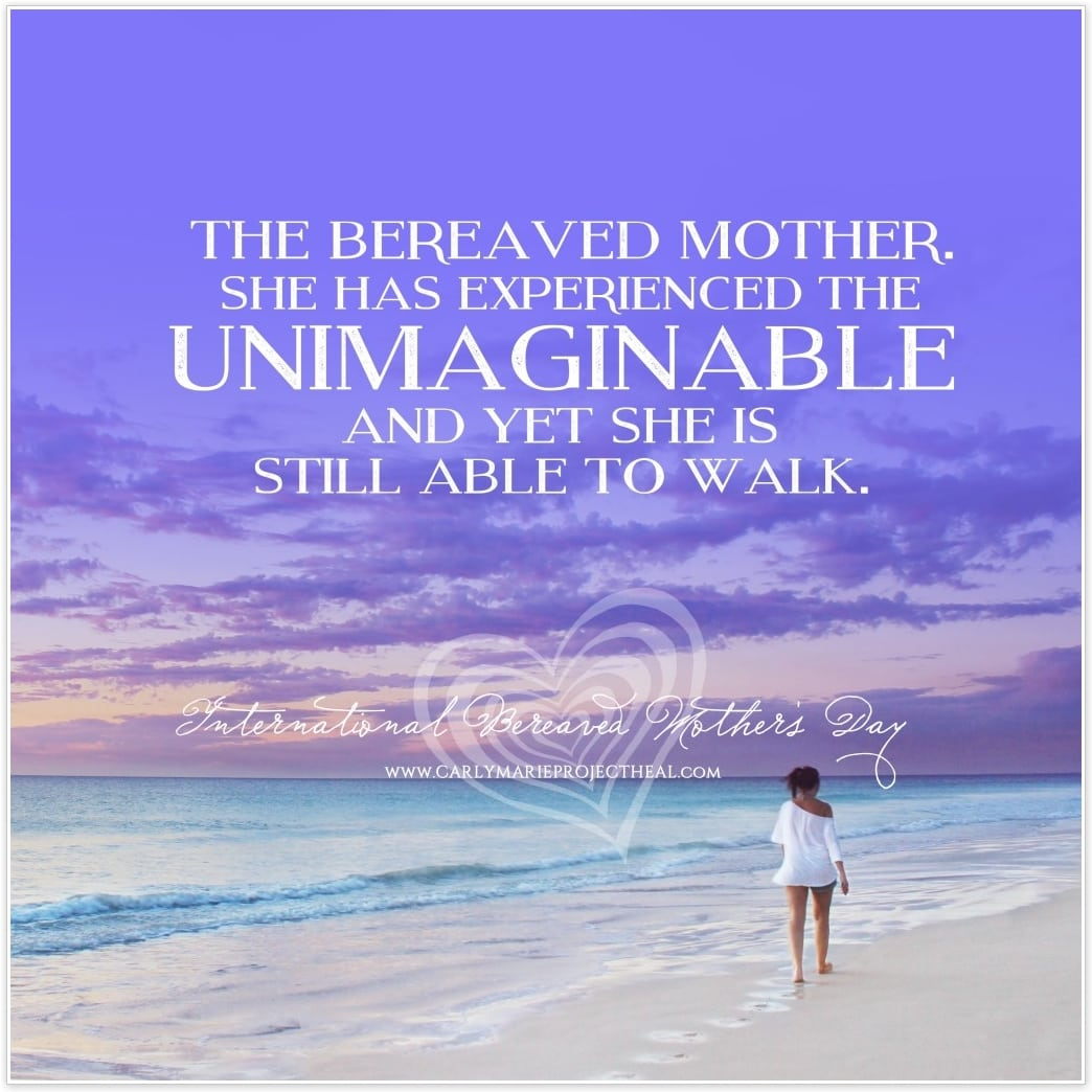 International Bereaved Mother's Day – Sunday 3rd May 2015