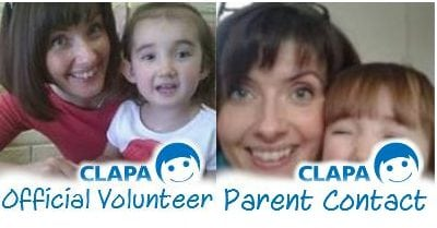 Interview: Annie Clothier, Volunteer For CLAPA South Wales Branch (Cleft Lip & Palate Awareness Week)