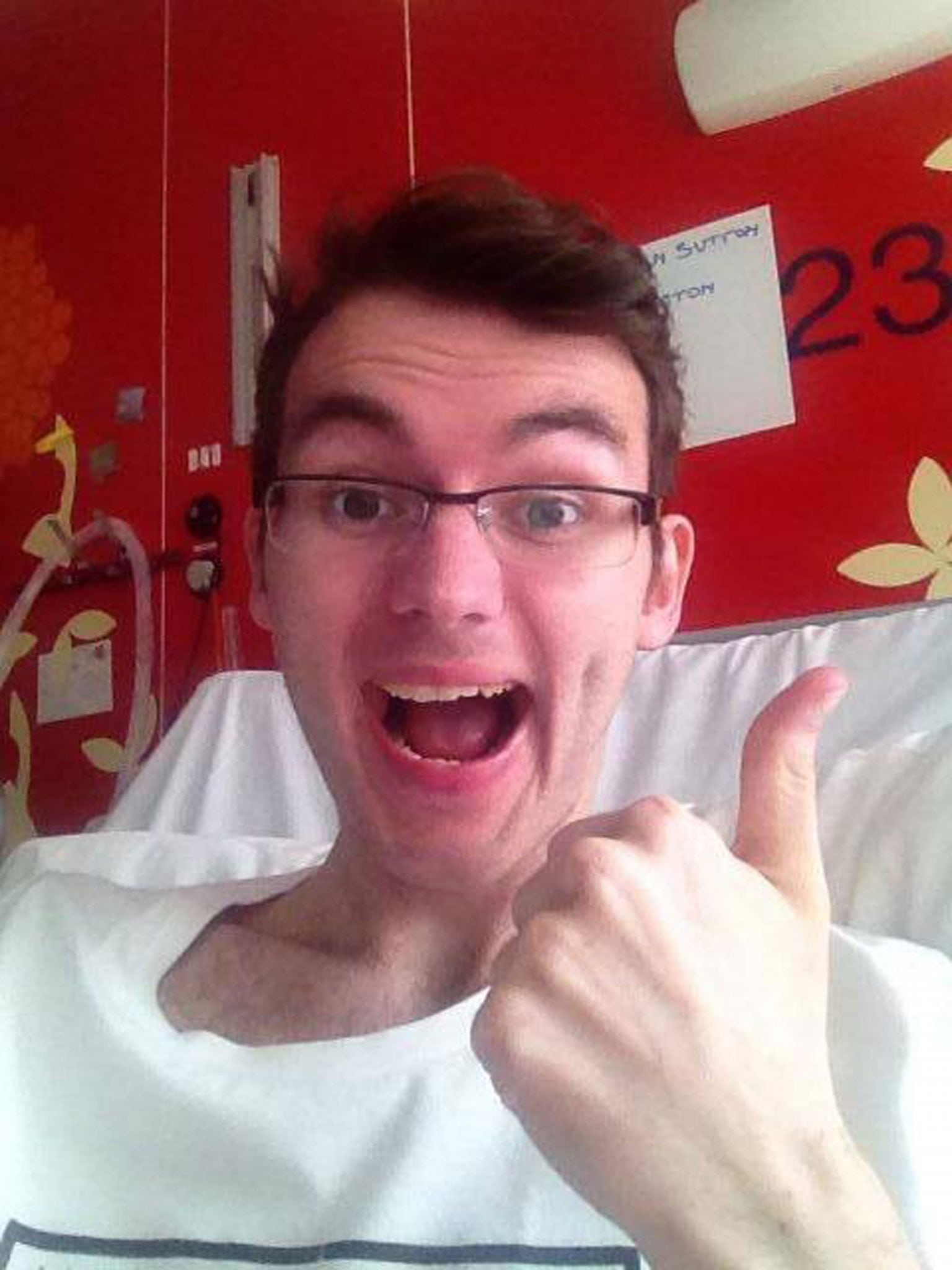 RIP Stephen Sutton….One Year Ago Today xxx